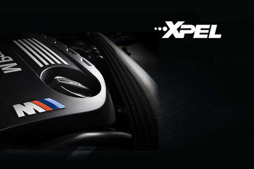 宝马530Li贴XPEL隐形车衣效